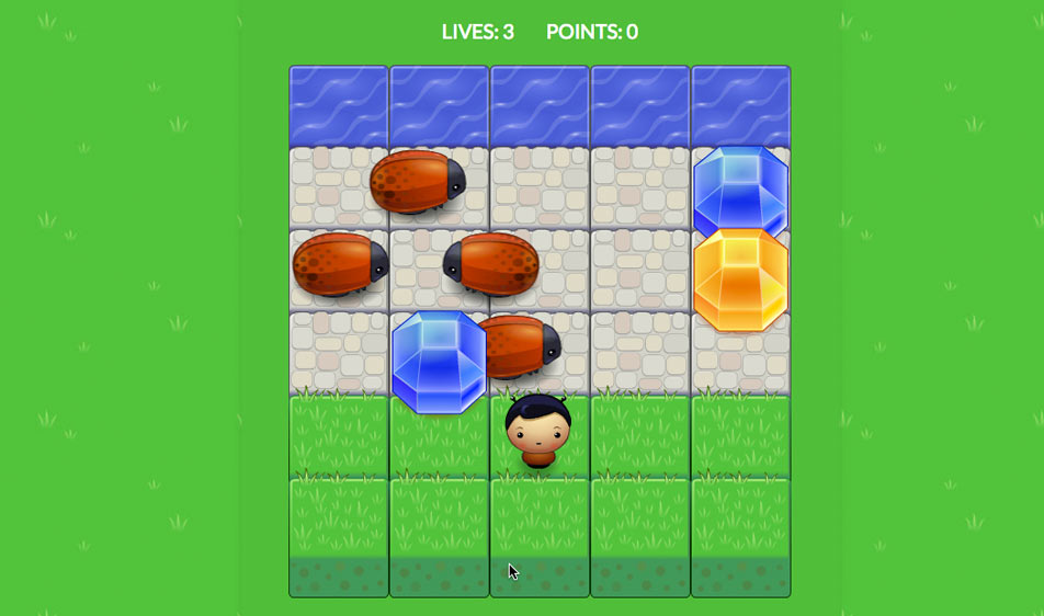 FEND Udacity Project: Arcade-Game